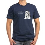 Happy Birthday on Facebook Men's Fitted T-Shirt (d