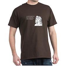 Happy Birthday on Facebook Dark T-Shirt