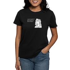 Happy Birthday on Facebook Women's Dark T-Shirt
