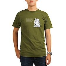 Happy Birthday on Facebook Organic Men's T-Shirt (