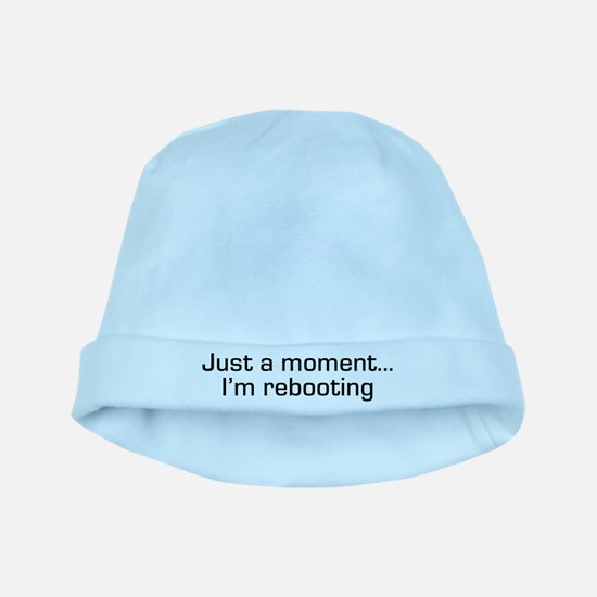 I'm Rebooting baby hat