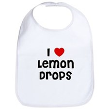 I * Lemon Drops Bib