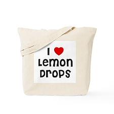 I * Lemon Drops Tote Bag