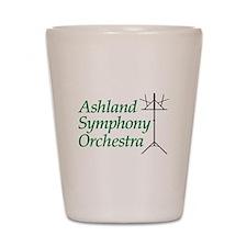 Ashland Symphony Orchestra Shot Glass