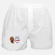 nonviolence Boxer Shorts