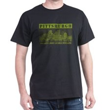 dystopia_green_shirt T-Shirt
