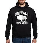 Buffalo New York Hoodie (dark)