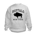 Buffalo New York Kids Sweatshirt