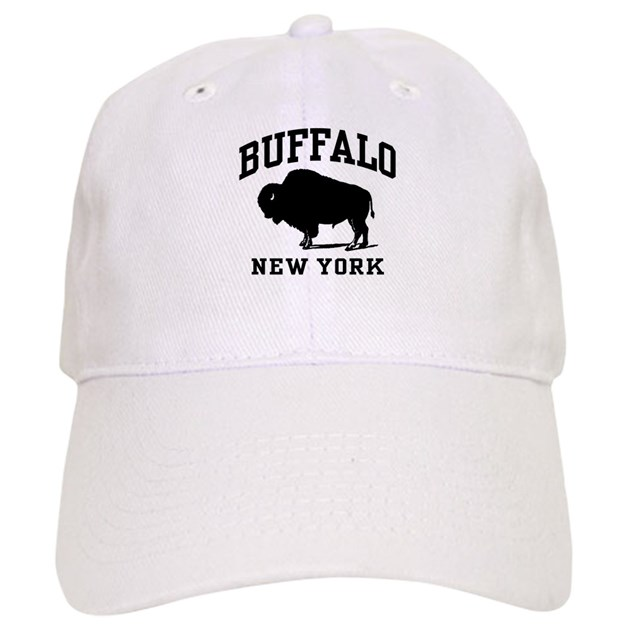 Buffalo New York Hat By Teesorama