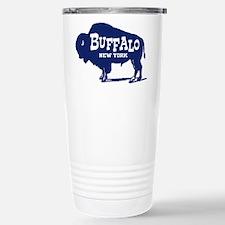 Buffalo New York Travel Mug
