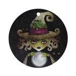 Wicked Witch Ornament (Round)