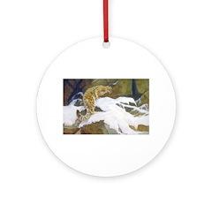 Animal Ornament (Round)
