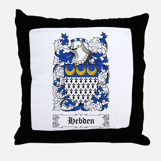 Hebden Throw Pillow
