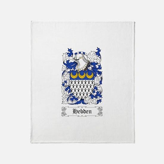 Hebden Throw Blanket