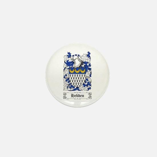 Hebden Mini Button