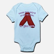 No place like home(birth) - Infant Bodysuit