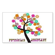 Physician Assistant Decal