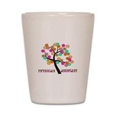 Physician Assistant Shot Glass