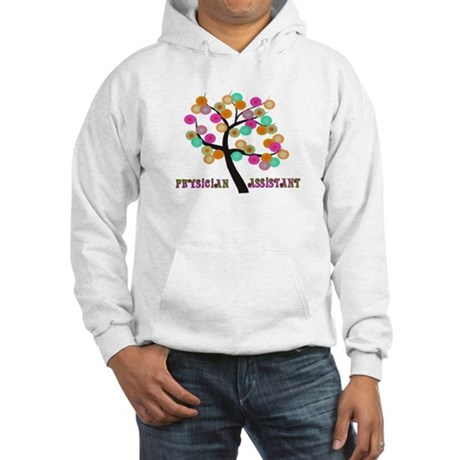 Physician Assistant Hooded Sweatshirt