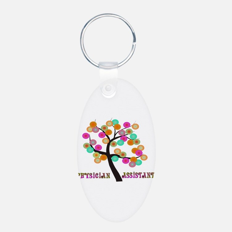 Physician Assistant Keychains