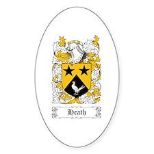 Heath Decal