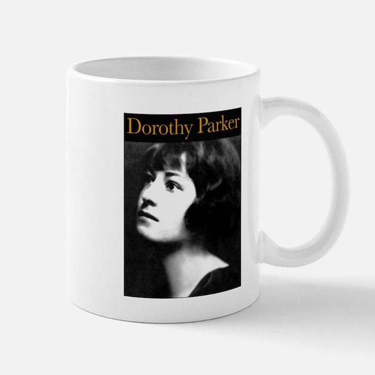 Dorothy Parker Mug