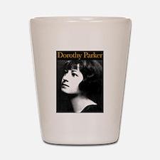 Dorothy Parker Shot Glass