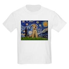 Starry Night Lakeland T. Kids T-Shirt