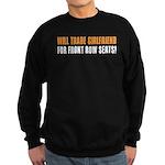 Will Trade Girlfriend Sweatshirt (dark)