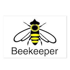 BeeKeeper 3 Postcards (Package of 8)