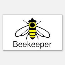 BeeKeeper 3 Sticker (Rectangle)