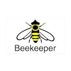 BeeKeeper 3 38.5 x 24.5 Wall Peel
