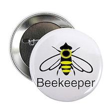 """BeeKeeper 3 2.25"""" Button"""
