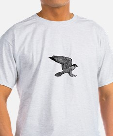 falcon (black) T-Shirt