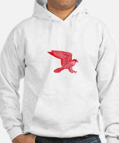 falcon (red) Hoodie