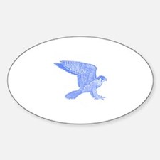 falcon (blue) Decal