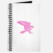 falcon (pink) Journal