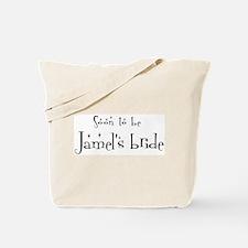 Soon Jamel's Bride Tote Bag