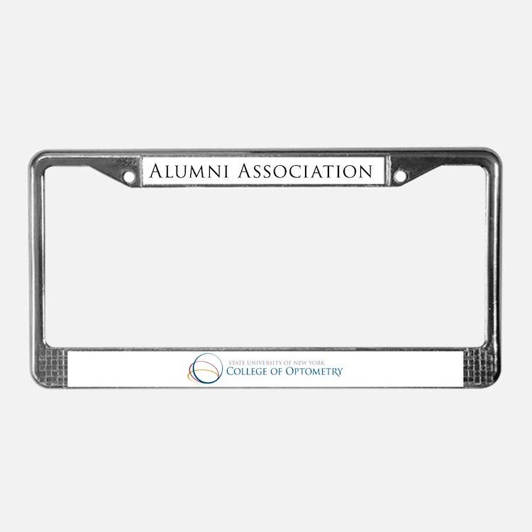 Cute Suny License Plate Frame