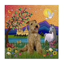 Fantasy Land Lakeland Tile Coaster