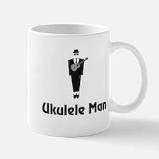 ukulele man Mug