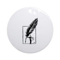 YWP 2011 Ornament (Round)