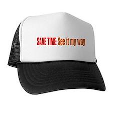 See it My Way Trucker Hat