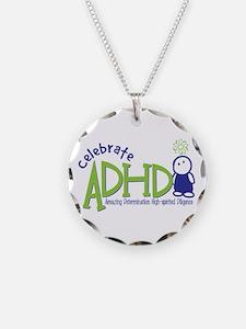 Celebrate ADHD Necklace