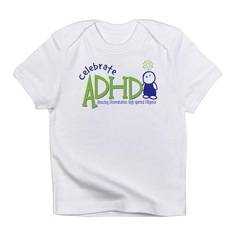 Celebrate ADHD Infant T-Shirt