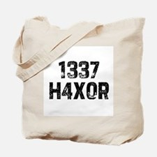 1337 h4x0r Tote Bag