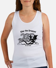 Slay the Dragon Women's Tank Top