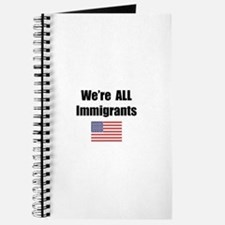 We're All Immigrants Journal