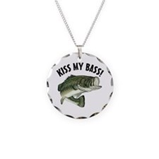 Kiss My Bass Necklace