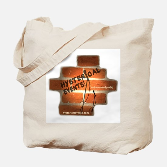 Hysterical Events Tote Bag
